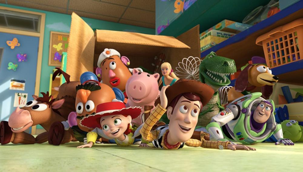 Το «Toy Story 4» θα είναι ρομαντική κομεντί. Τέλεια!