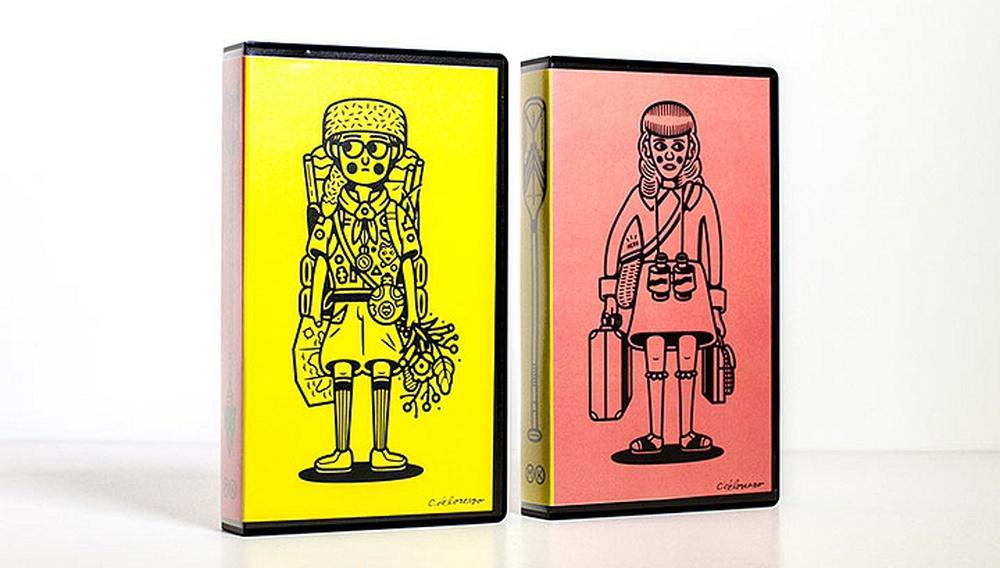 Not for Rental: τέχνη σε σχήμα βιντεοκασέτας