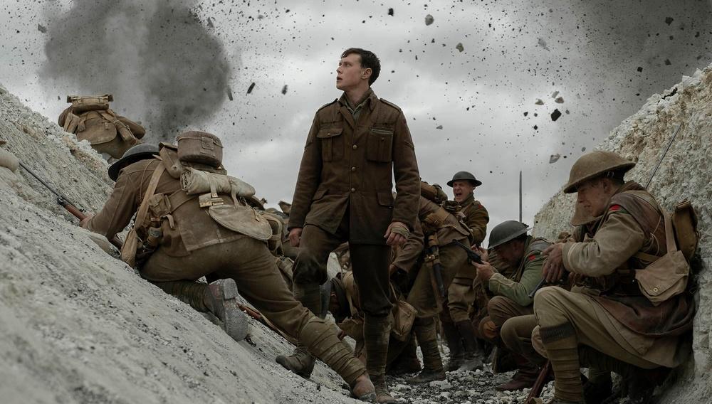 «1917»: Eίναι το (αντι)πολεμικό έπος του Σαμ Μέντες ένα δίωρο μονοπλάνο;