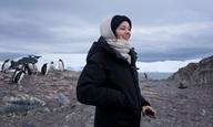 Η Μαριόν Κοτιγιάρ στην Ανταρκτική