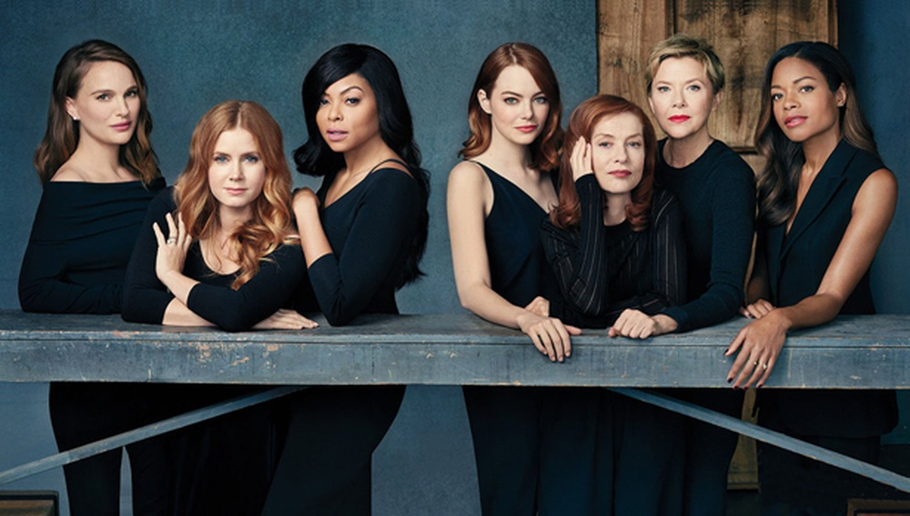 Actress Roundtable 2017: Οι μεγάλες κυρίες της οσκαρικής σεζόν τα λένε μεταξύ τους