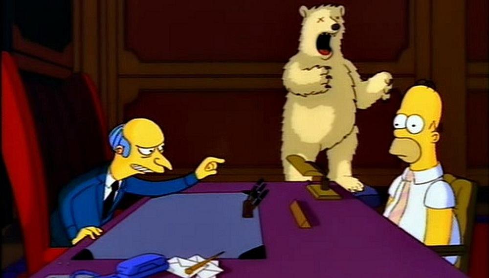 Βλέποντας τηλεόραση ένα επεισόδιο τη φορά #14: «The Simpsons», Last Exit to Springfield