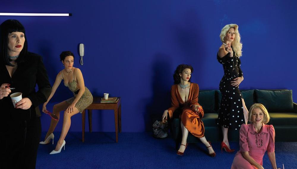 Η Ναόμι Γουότς, η Λόρα Ντερν και η Πατρίσια Αρκέτ μιλούν για την εμπειρία «Ντέιβιντ Λιντς»