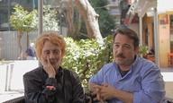 Η Θέμις Μπαζάκα και ο Αλέξανδρος Λογοθέτης μιλούν για το «Wild Duck»