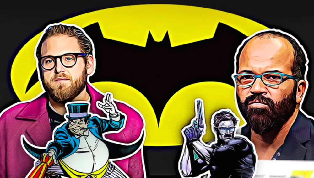Batman: Οι Τζόνα Χιλ & Τζέφρι Ράιτ ενώνουν δυνάμεις με τον Ρόμπερτ Πάτινσον