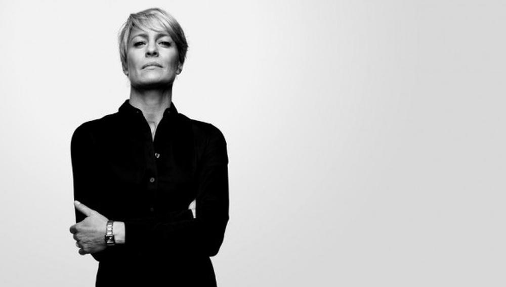 Thank you Madam President: το «House of Cards» θα συνεχίσει με πρωταγωνίστρια την Ρόμπιν Ράιτ