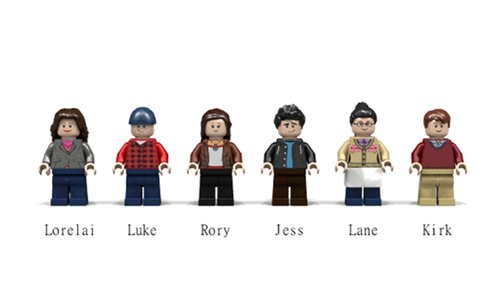 Θέλουμε «Gilmore Girls» σε LEGO. Και βοηθάμε για να γίνουν