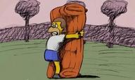 Οι Simpsons, ο καναπές τους και ο Μπιλ Πλίμπτον!
