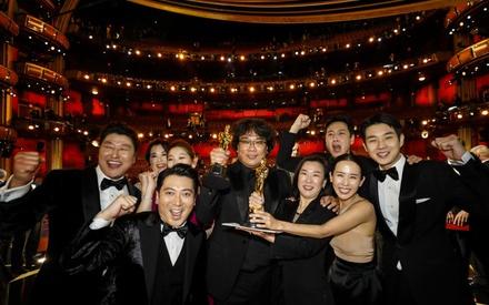 Oscars 2020    Στην 92η τελετή απονομής των Βραβείων Οσκαρ έγινε της... Κορέας