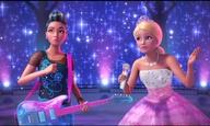 Barbie, Η Πριγκίπισσα & Η Ροκ Σταρ