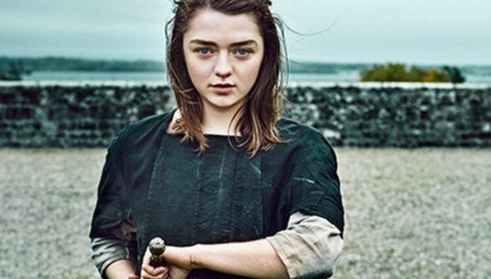 «Τίποτα δεν μπορεί να σας προετοιμάσει»: Η Μέισι Γουίλιαμς διάβασε το σενάριο του 7ου κύκλου του «Game of Thrones»