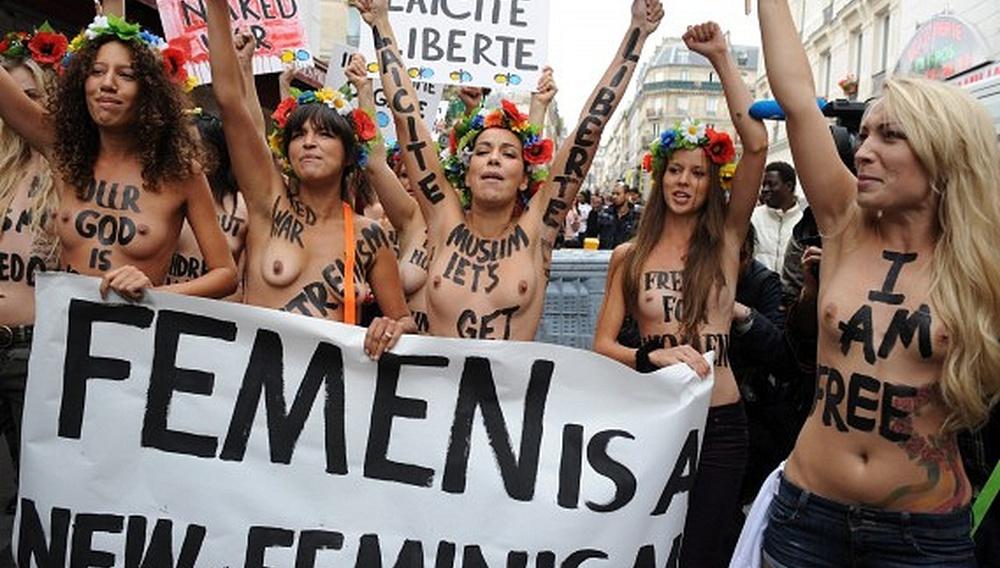 16ο ΦΝΘ: Το φεμινιστικό κίνημα της Ουκρανίας έχει... νταβατζή!
