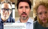 #StayHomeChallenge: οι Ράιαν Ρέινολντς και Σεθ Ρόγκεν λένε στους Καναδούς να μείνουν σπίτι