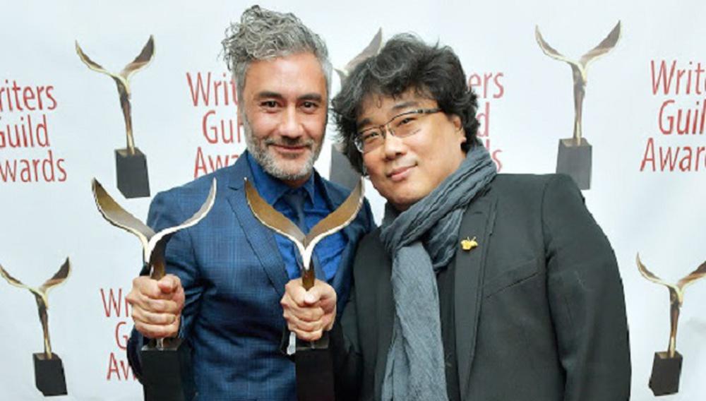 Oscars 2020: «Παράσιτα» και «Τζότζο» τα καλύτερα σενάρια της χρονιάς από το Σωματείο Σεναριογράφων Αμερικής