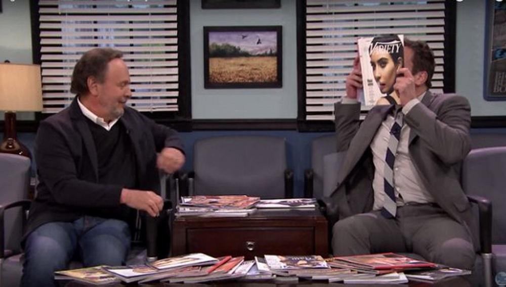Ο Μπίλι Κρίσταλ και ο Τζίμι Φάλον κάνουν τις πιο άπαιχτες μιμήσεις!