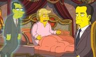 Oταν το φάντασμα του Ρίτσαρντ Νίξον επισκέφτηκε τον Ντόναλντ Τραμπ και οι «Simpsons» το γιορτάζουν