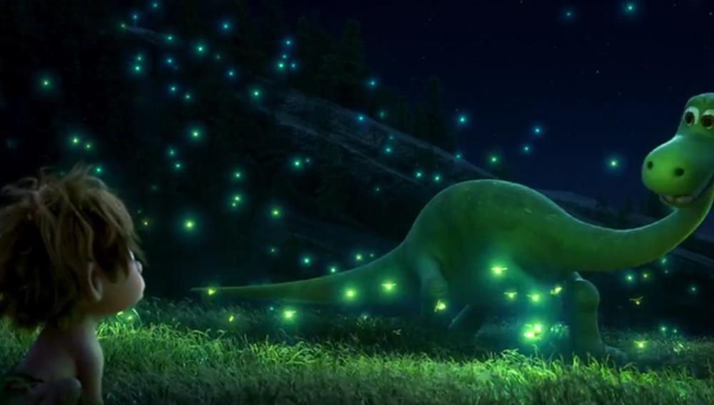 Κανείς δεν αγαπάει όπως ένας δεινόσαυρος. Νέο, πανέμορφο τρέιλερ του «The Good Dinosaur» της Pixar