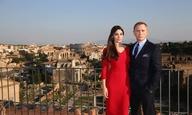 «Spectre»: Ολοι οι δρόμοι οδηγούν στη Ρώμη για τον Τζέιμς Μποντ και τη Μόνικα Μπελούτσι