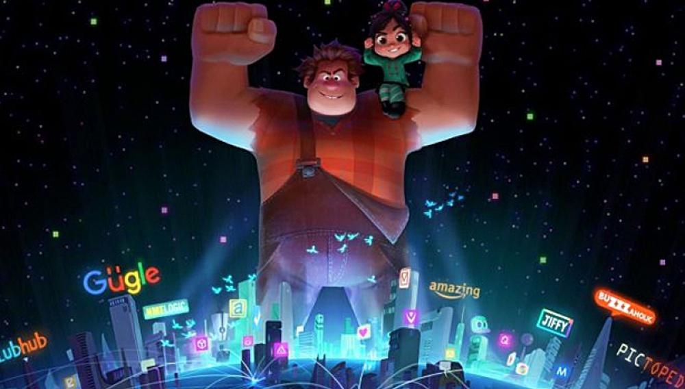 Στο τρέιλερ του «Ραλφ εναντίον Ιντερνετ» η Disney μπαίνει στη χώρα των κυβερνό-θαυμάτων