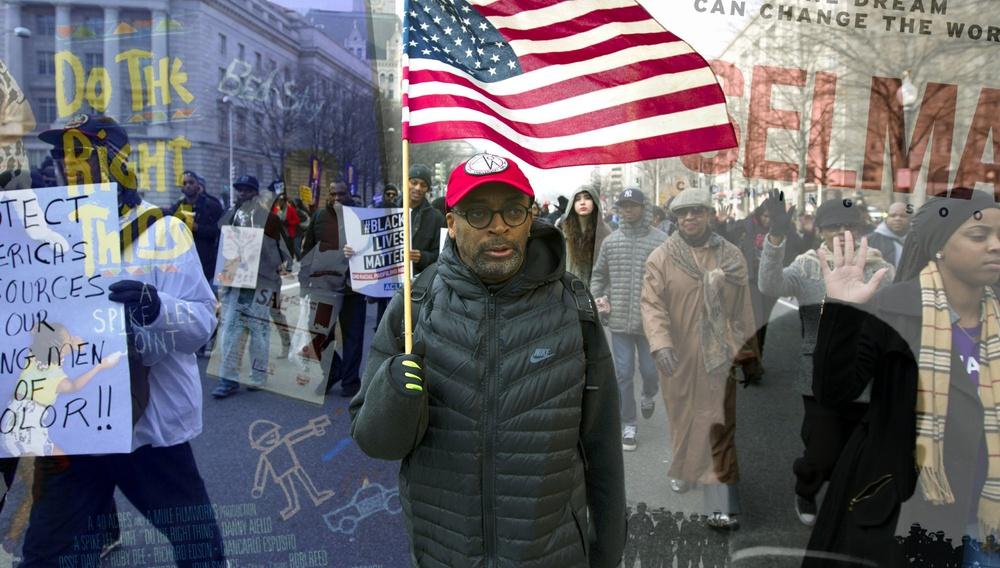 Oscars 2015: O Σπάικ Λι τα χώνει στην Ακαδημία για το σνομπάρισμα του «Selma»