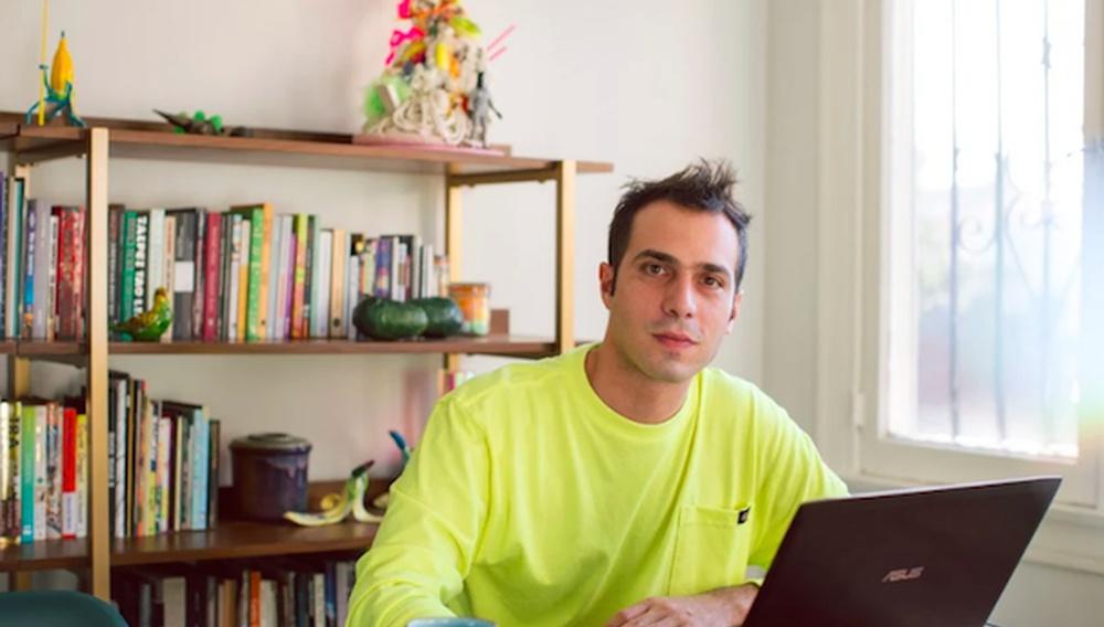 Flix 2020 | O Tεό Τριανταφυλλίδης θεωρεί το 2020 καταλύτη για μεγάλες ιδέες και πειραματισμό!