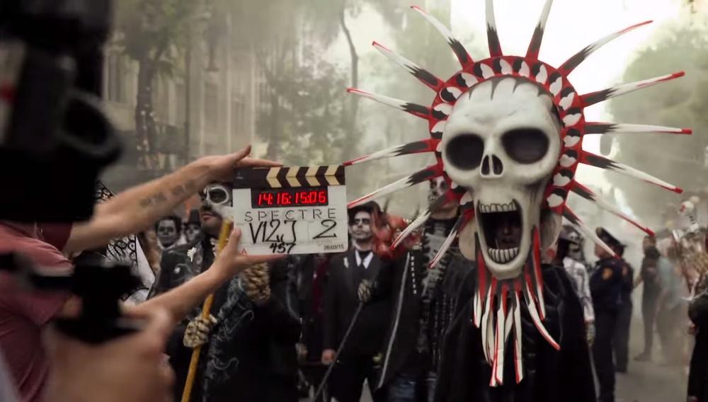 To «Spectre» θα έχει την πιο θεαματική εναρκτήρια σκηνή στην ιστορία των ταινιών του Τζέιμς Μποντ!
