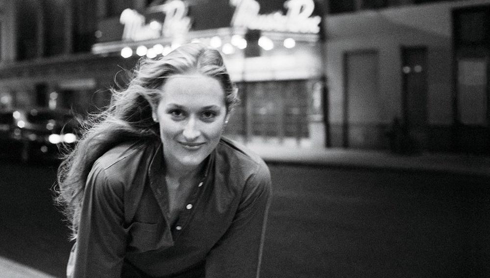 Σπάνιες φωτογραφίες από τη «σπάνια» καριέρα της Μέριλ Στριπ