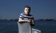O Κριστιάν Μουντζίου στα MFI  Script 2 Film Workshops στην Νίσυρο