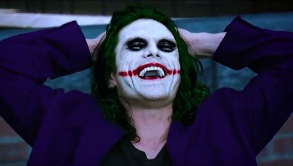 Oh, hi Batman. O Τόμι Γουιζό θέλει να παίξει τον Τζόκερ