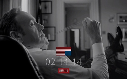 """House of cards """"cinemagraph"""""""