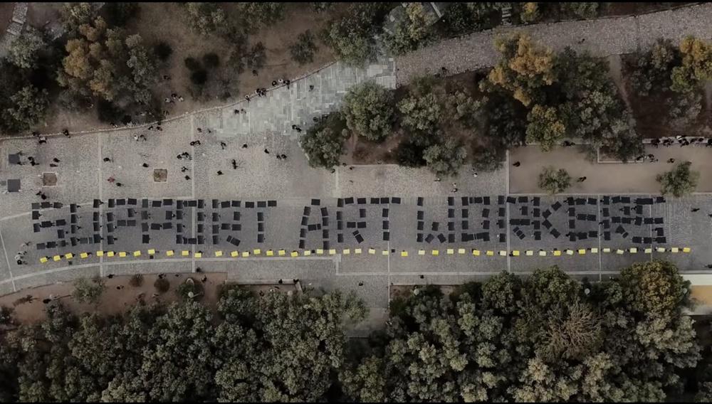 Η πρωτοβουλία Support Art Workers απαντά, διεξοδικά και με ακρίβεια, στην ανακοίνωση της Λίνας Μενδώνη για τη στήριξη του πολιτισμού