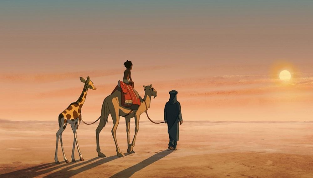Το Μεγάλο Ταξίδι της Ζαράφα