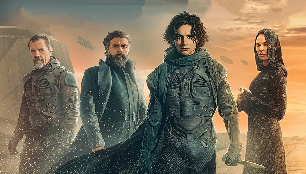 Ο Ντενί Βιλνέβ αποκάλυψε πως θα ήθελε να κάνει μια τριλογία «Dune»