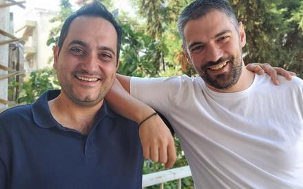 Οι Αρης Καπλανίδης και Ηλίας Ρουμελιώτης δημιούργησαν το σποτ του Ελληνικού Κέντρου Κινηματογράφου