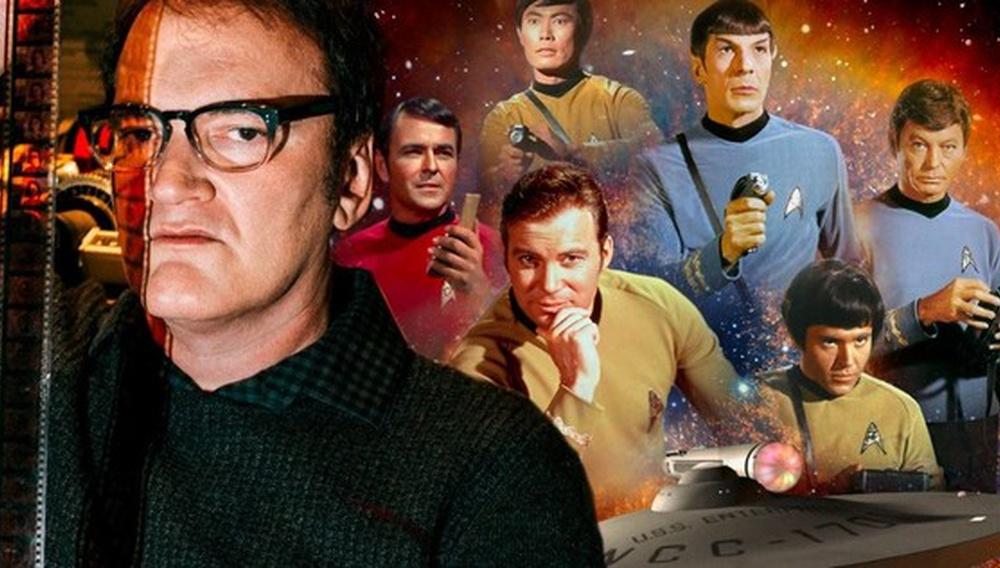 Ο Ταραντίνο θα γυρίσει την επόμενη ταινία «Star Trek» με παραγωγό τον Τζέι Τζέι Εϊμπραμς;