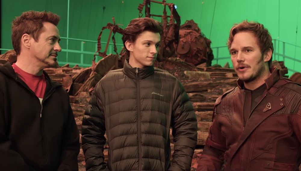 O Spider-Man και ο Star Lord θα πολεμήσουν δίπλα με τους Εκδικητές στο «Avengers: Infinity War»