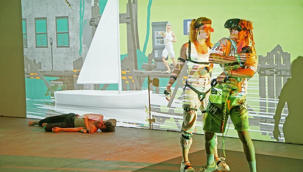 Το Σάββατο 10 Οκτωβρίου βλέπουμε το «Anti-Gone» του Τεό Τριανταφυλλίδη κατευθείαν από το Φεστιβάλ του Λονδίνου