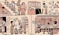 Ολος ο Χάρι Πότερ σε οκτώ κόμικ αφίσες
