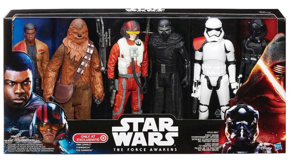 #Where'sRey? Κάτι λείπει από το merchandise του «Star Wars: H Δύναμη Ξυπνάει»
