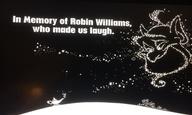 Συγκίνηση: δείτε τα extras του «Αλαντίν» με τον Ρόμπιν Γουίλιαμς στο στούντιο ηχογράφησης