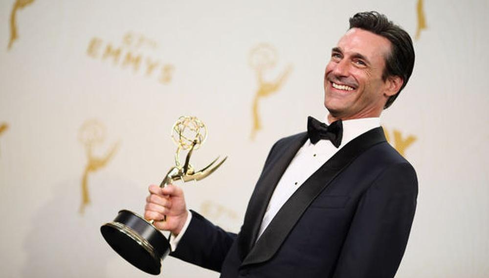 Emmys 2015: Το επιτέλους βραβείο του Τζον Χαμ για το «Mad Men»