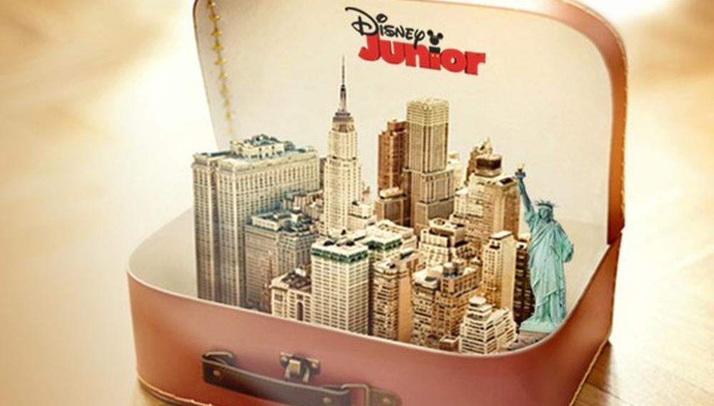 H COSMOTE TV και το Disney Junior σε στέλνουν ένα ταξίδι στη Νέα Υόρκη
