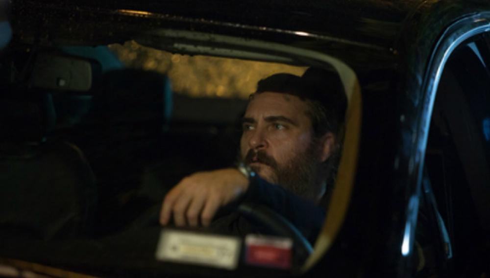 Η νέα ταινία της Λιν Ράμσεϊ έχει κάτι από «Ταξιτζή»