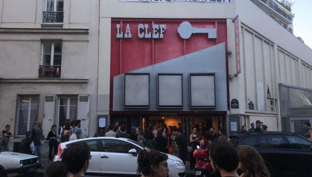 La Clef, ένα σινεμά υπό κατάληψη στο Παρίσι