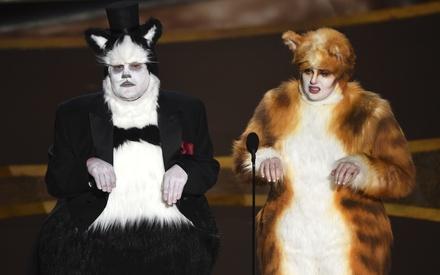 Oscars 2020: Το Σωματείο Καλλιτεχνών Ειδικών Εφέ δυσαρεστήθηκε με το αστείο των «Cats» στα Οσκαρ