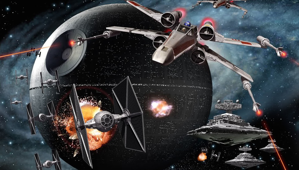 Ολοι οι θάνατοι στον «Πόλεμο των Αστρων» σε λιγότερο από 3 λεπτά!