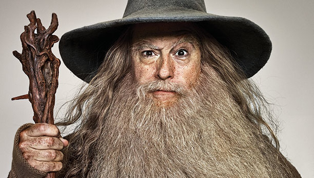 Ο Στίβεν Κολμπέρ αποχαιρετά το «Hobbit» με το δικό του μοναδικό τρόπο!