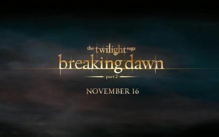 Twilight Breaking Dawn Part 2 - Inside Look featurette