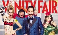 O Tζαντ Απατοου αρχισυντάκτης του Vanity Fair στο ειδικό «Comedy» τεύχος!