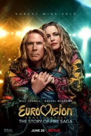 Διαγωνισμός Τραγουδιού Eurovision: Η Ιστορία των Fire Saga